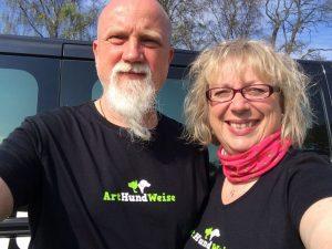 Monica und Bernd Hellmann